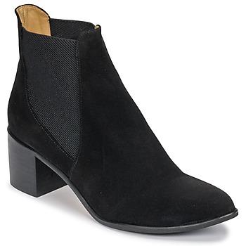 Schuhe Damen Low Boots Emma Go GUNNAR Schwarz