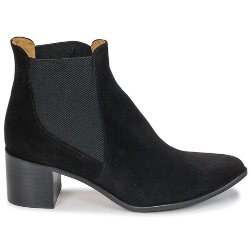 Emma Go GUNNAR Schwarz  Schuhe Low Boots Damen 179