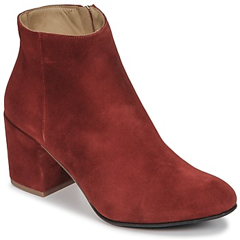 Schuhe Damen Low Boots Emma Go ELNA Rot