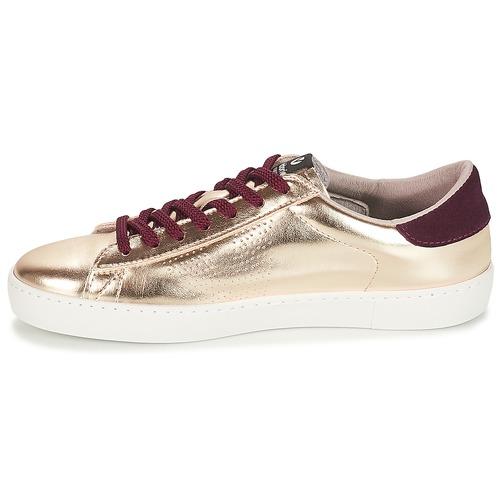 Victoria DEPORTIVO METALIZADO Gold  69 Schuhe TurnschuheLow Damen 69  035600