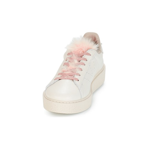 Victoria DEPORTIVO PIEL PERLAS Beige  Schuhe Sneaker Low Damen 79