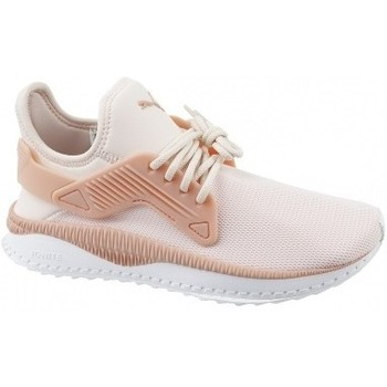 Schuhe Kinder Sneaker High Puma Tsugi Cage Jr 365962-03 Beżowe
