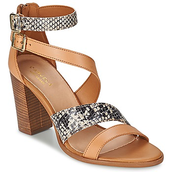 Schuhe Damen Sandalen / Sandaletten Carvela KISSY Braun