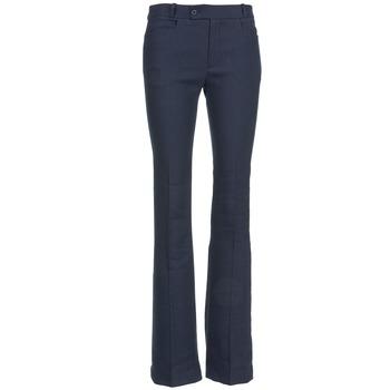 Kleidung Damen 5-Pocket-Hosen Joseph ROCKET Marine
