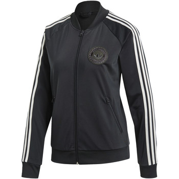 Kleidung Damen Trainingsjacken adidas Originals Adibreak SST Originals Jacke Grau