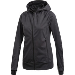 Kleidung Damen Trainingsjacken adidas Performance Softshell-Jacke Grau