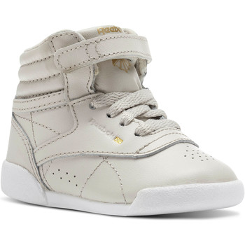 Schuhe Kinder Sneaker High Reebok Classic Freestyle Hi Muted Weiß