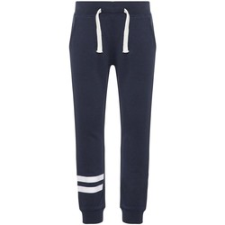 Kleidung Jungen Jogginghosen Name It Kids NMMHBONE UNB SWE PANT Blue