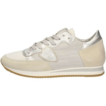 Schuhe Damen Sneaker Low Philippe Model Paris TRLDW003 Sneakers Frau Weiss Weiss