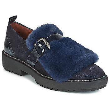 Schuhe Damen Derby-Schuhe Hispanitas CURRY Marine