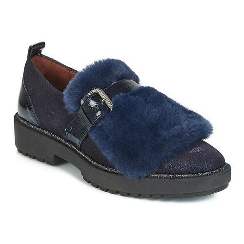 Hispanitas CURRY Marine Schuhe Derby-Schuhe Damen 129