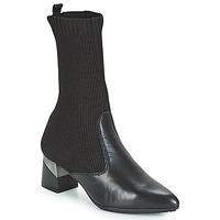 Schuhe Damen Klassische Stiefel Hispanitas LINO Schwarz
