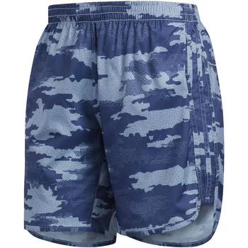 Kleidung Herren Shorts / Bermudas adidas Performance Supernova TKO Graphic Shorts Grau
