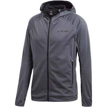 Kleidung Herren Trainingsjacken adidas Performance Softshell-Jacke grey