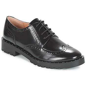 Schuhe Damen Derby-Schuhe Karston OLENDA Schwarz