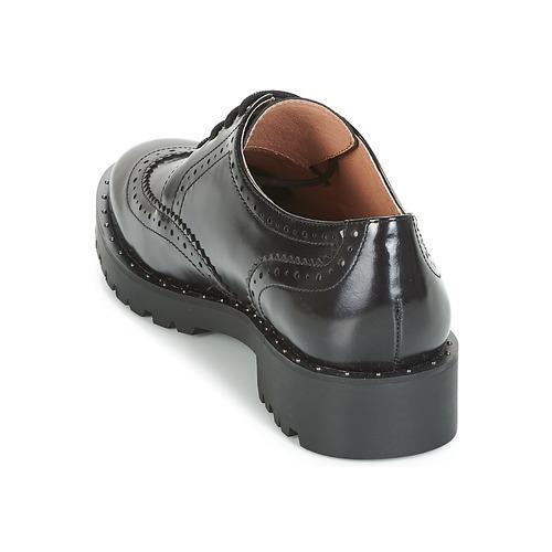 Karston OLENDA Damen Schwarz  Schuhe Derby-Schuhe Damen OLENDA 119 0f13f2