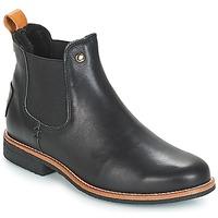 Schuhe Damen Boots Panama Jack GIORDANA Schwarz