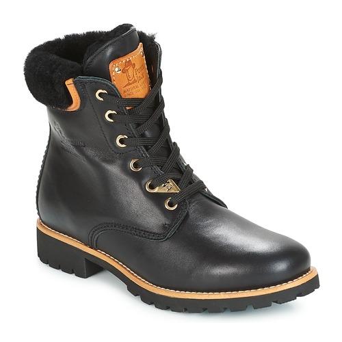 Panama Jack PANAMA Schwarz  Schuhe Stiefel Damen 188,10