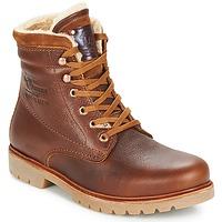 Schuhe Herren Boots Panama Jack PANAMA Braun