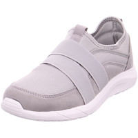 Schuhe Damen Slip on Firence Beq.bis25mm-Abs lt.grey