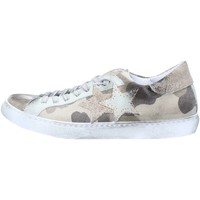 Schuhe Herren Sneaker Low 2 Stars 2S1855 Sneaker Mann Camouflage / Taupe Camouflage / Taupe