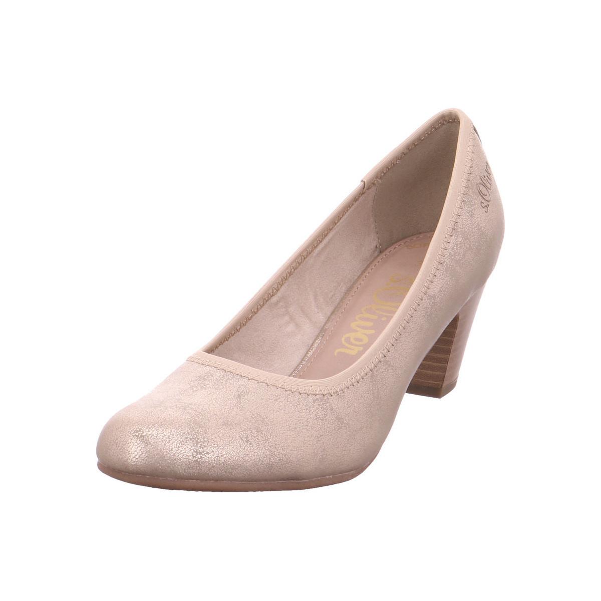 SOliver Da-Pumps ROSE METALLIC 519 - Schuhe Pumps Damen 49,95 €