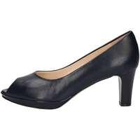 Schuhe Damen Pumps Musella 016113 Pumps Frau Blau Blau