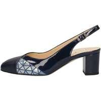 Schuhe Damen Sandalen / Sandaletten Musella 018620 Sandale Frau NAVY NAVY