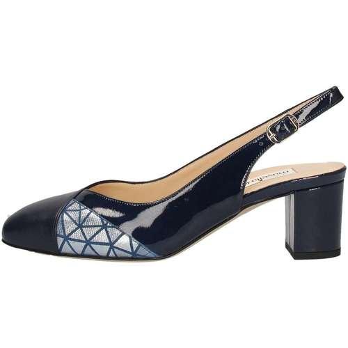 Schuhe Damen Sandalen / Sandaletten Musella 018620 MARINE