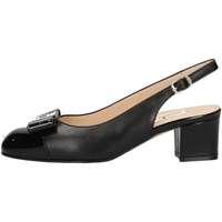 Schuhe Damen Sandalen / Sandaletten Musella 018665 Sandale Frau Schwarz Schwarz
