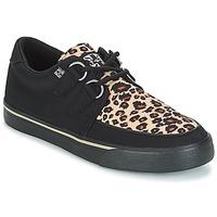Schuhe Sneaker Low TUK SNEAKER CREEPER Schwarz / Braun
