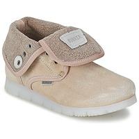 Schuhe Mädchen Boots Bunker LAST WALK Beige