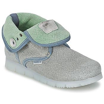 Schuhe Kinder Boots Bunker LAST WALK Grau
