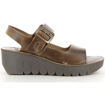 Schuhe Damen Sandalen / Sandaletten Fly London YAIL Marron