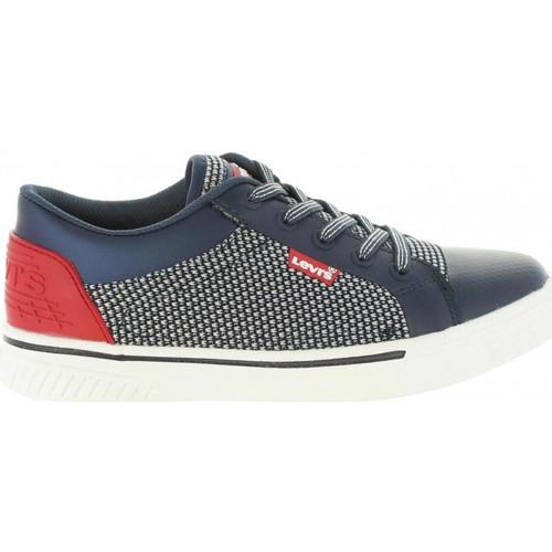Schuhe Kinder Sneaker Low Levi's VFUT0002T FUTURE Azul