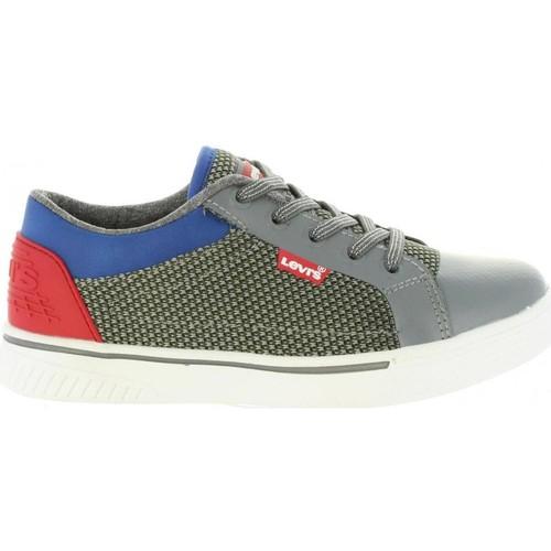Schuhe Kinder Sneaker Low Levi's VFUT0002T FUTURE Gris