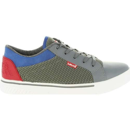 Schuhe Kinder Sneaker Low Levi's VFUT0005T FUTURE Gris