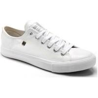 Schuhe Damen Sneaker Low Big Star V274869 Weiß