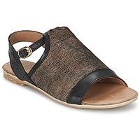 Schuhe Damen Sandalen / Sandaletten Coqueterra CRAFT Schwarz