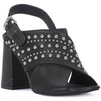Schuhe Damen Sandalen / Sandaletten Juice Shoes SANDALO ISCO TEVERE Nero