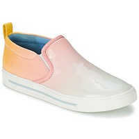 Schuhe Damen Slip on Marc by Marc Jacobs CUTE KICKS Multicolor