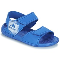 Schuhe Kinder Sandalen / Sandaletten adidas Performance ALTASWIM C Blau