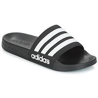 Schuhe Pantoletten adidas Originals ADILETTE SHOWER Schwarz