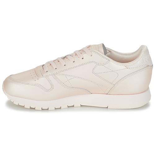 Reebok Classic CLASSIC LEATHER Rose  Schuhe Sneaker Low Damen 89,95