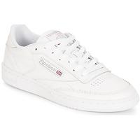 Schuhe Sneaker Low Reebok Classic CLUB C 85 Weiss