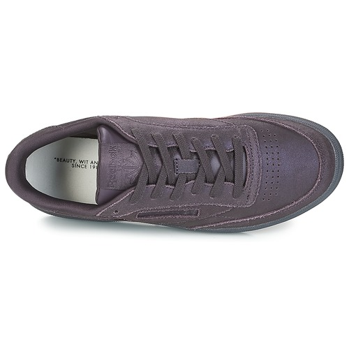 Reebok Classic CLUB Low C 85 Violett  Schuhe Sneaker Low CLUB Damen 99,95 f6c6b5