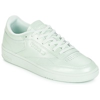 Schuhe Damen Sneaker Low Reebok Classic CLUB C 85 Blau
