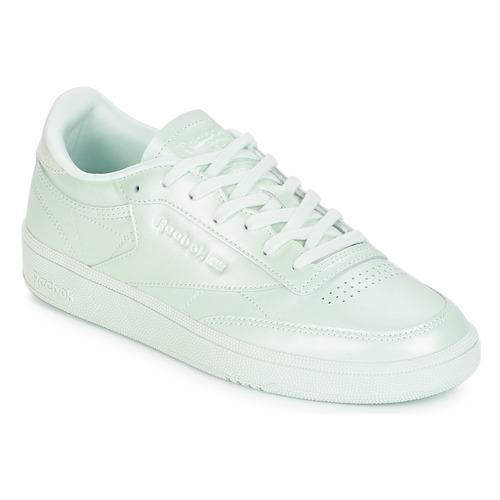Reebok Classic CLUB C 85 Blau Schuhe Sneaker Low Damen 89,95