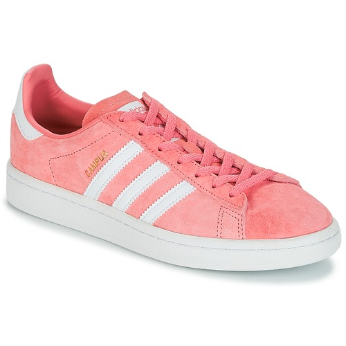 adidas Originals CAMPUS Sneaker W Rose  Schuhe Sneaker CAMPUS Low Damen 89,99 0aa78e