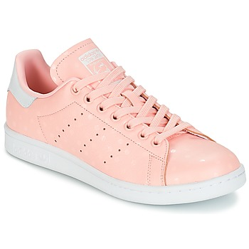 Schuhe Damen Sneaker Low adidas Originals STAN SMITH W Rose